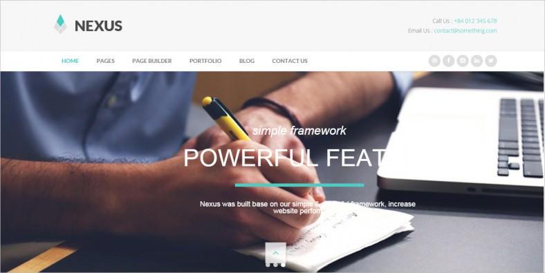 Creative New Business Drupal Theme