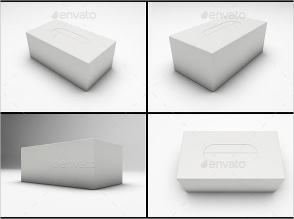 10  tissue box templates  u0026 designs