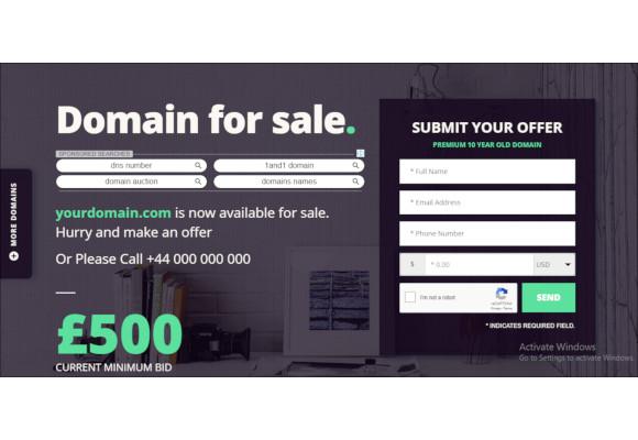 21 php website themes templates free premium templates. Black Bedroom Furniture Sets. Home Design Ideas