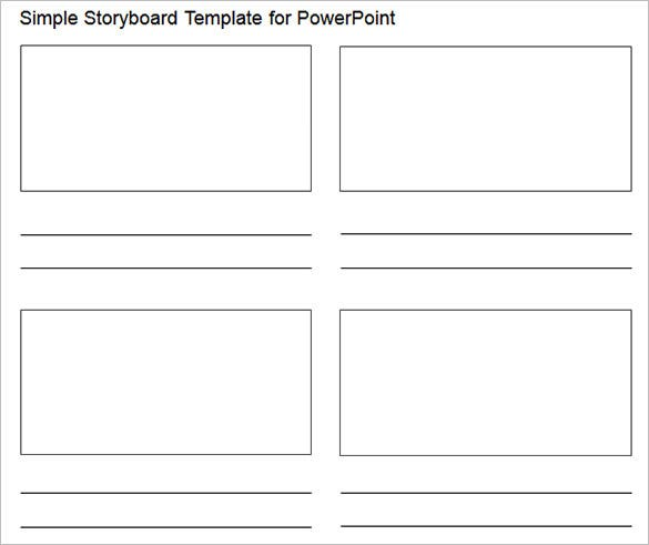 download microsoft powerpoint storyboard template