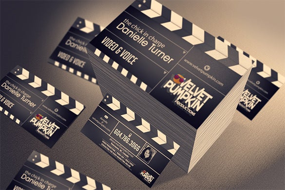 download visiting card mockup template 3