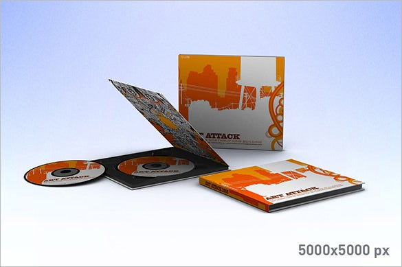 dvd case disc template 3