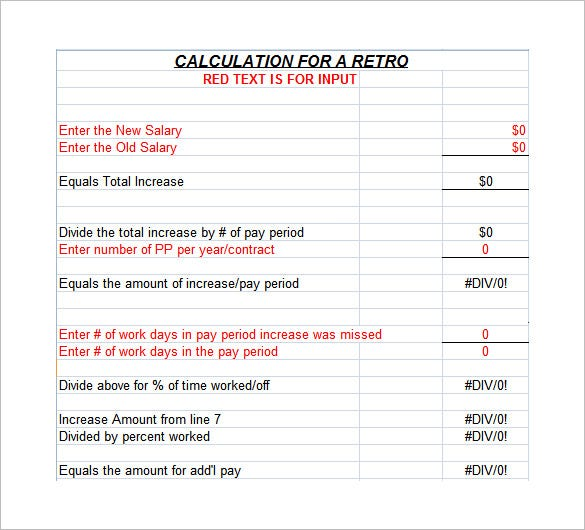 employee salary paycheck calculator free download