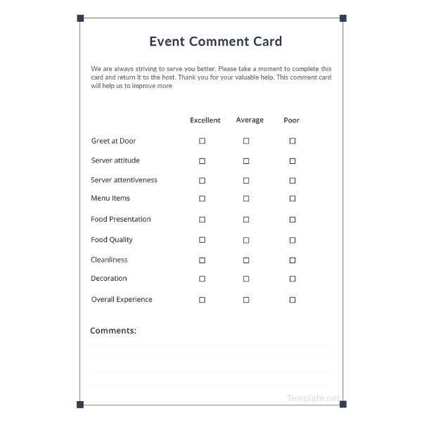 event-comment-card-template