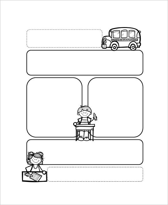 Number names worksheets free preschool templates free for Name templates for preschool