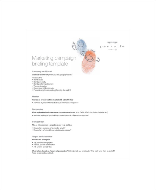 example-marketing-campaign-briefing-template