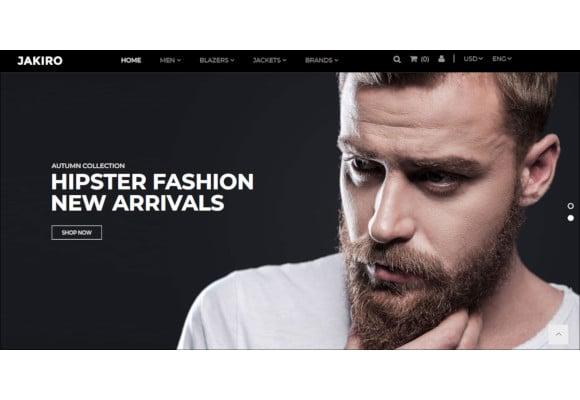 fashion accessories prestashop template