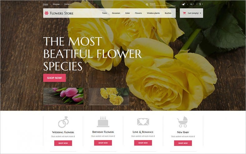 flowers for special occasions prestashop theme1 788x493