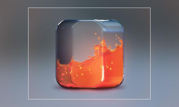 fluid icon