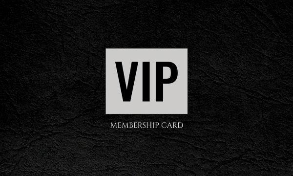 free-membership-card