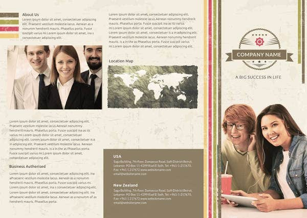free-multipurpose-retro-biofold-brochure-template