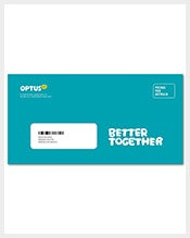 Free-Optus-Letter-Envelope-Template