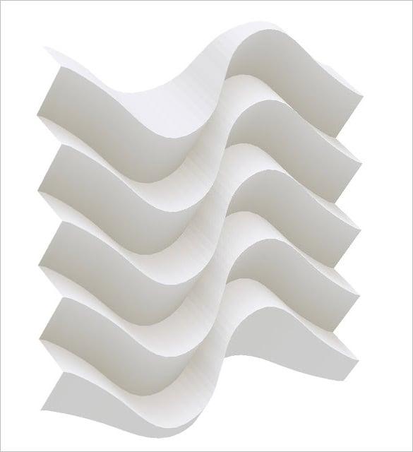 free folding templates