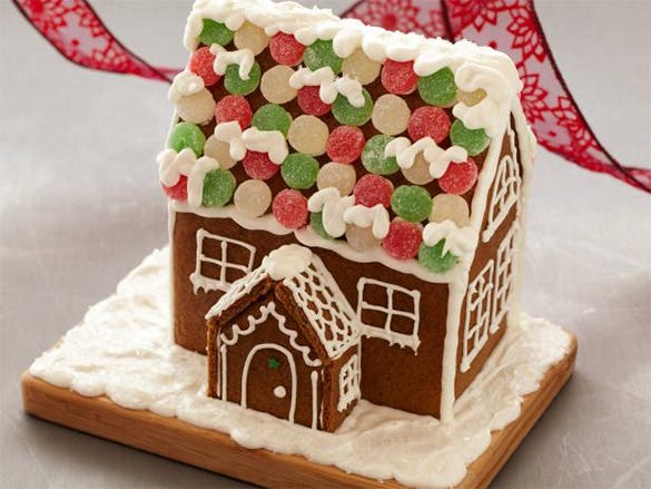 Gingerbread House Templates  Free PDF Document Formats - Gingerbread house garage