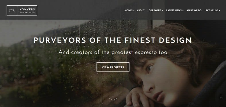 Good Looking WordPress Theme for Multi-Purpose