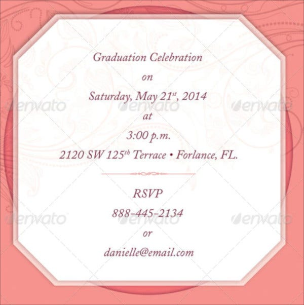 41 Invitation Card Templates Psd Word Free Premium