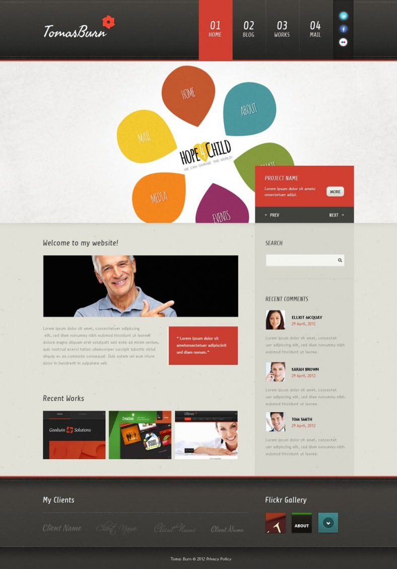 Graphic Designer Joomla Website Templates Themes Free Premium