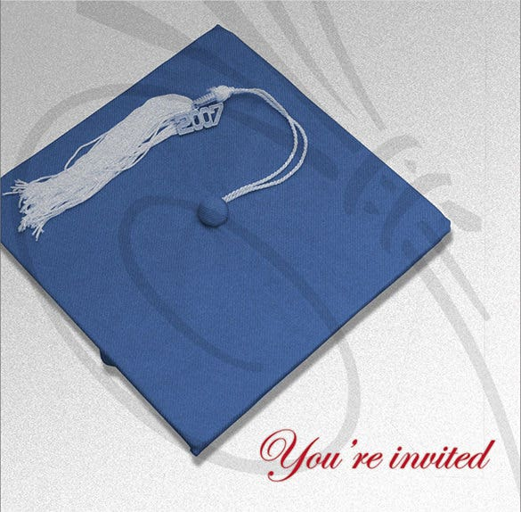 great award ceremony invitation template