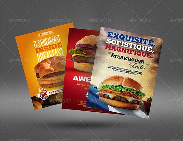 great flyer mockups template