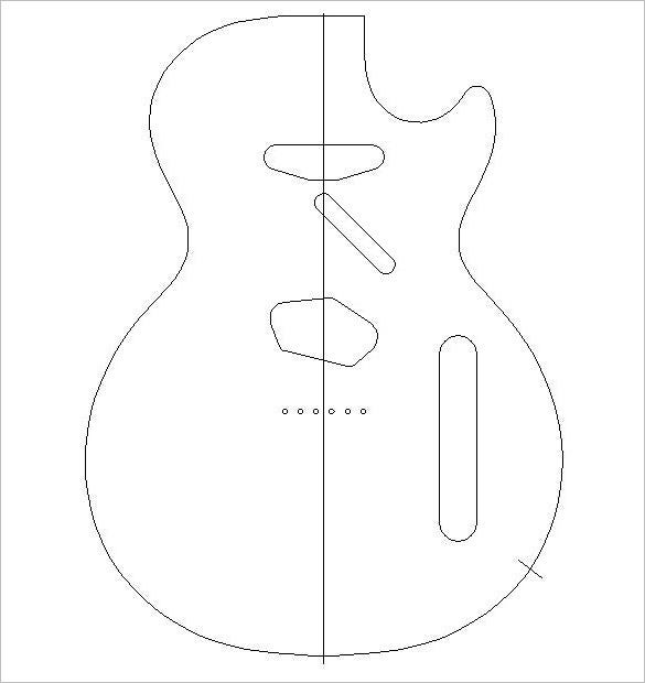 acoustic guitar cake template akba katadhin co
