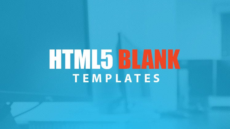 html5blanktemplates