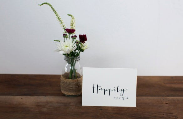 happily ever after psd gift card