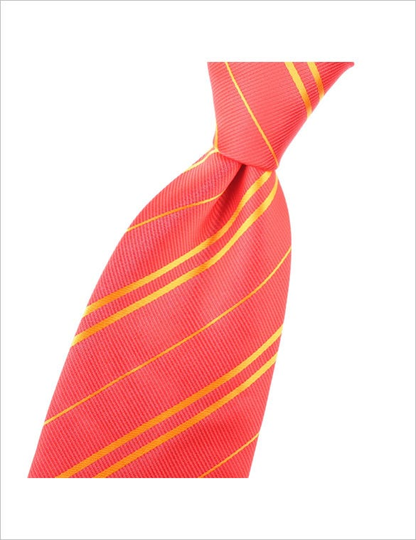 Harry Potter Tie Template Download