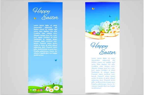 high quality easter card template download
