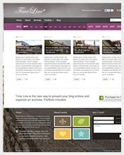 Homepage-for-Timeline-Website-Templat