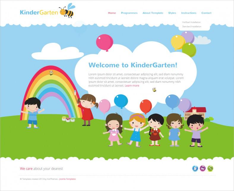 hot kindergarten 788x644