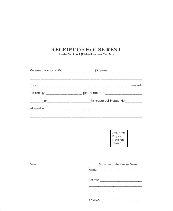 house-rent-receipt-format