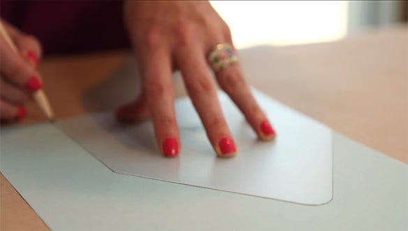 how to make diy paper envelopes and liners