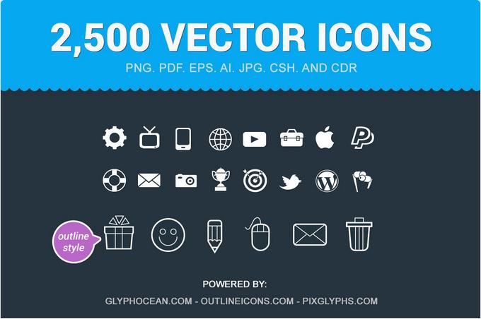 Icons Bundl