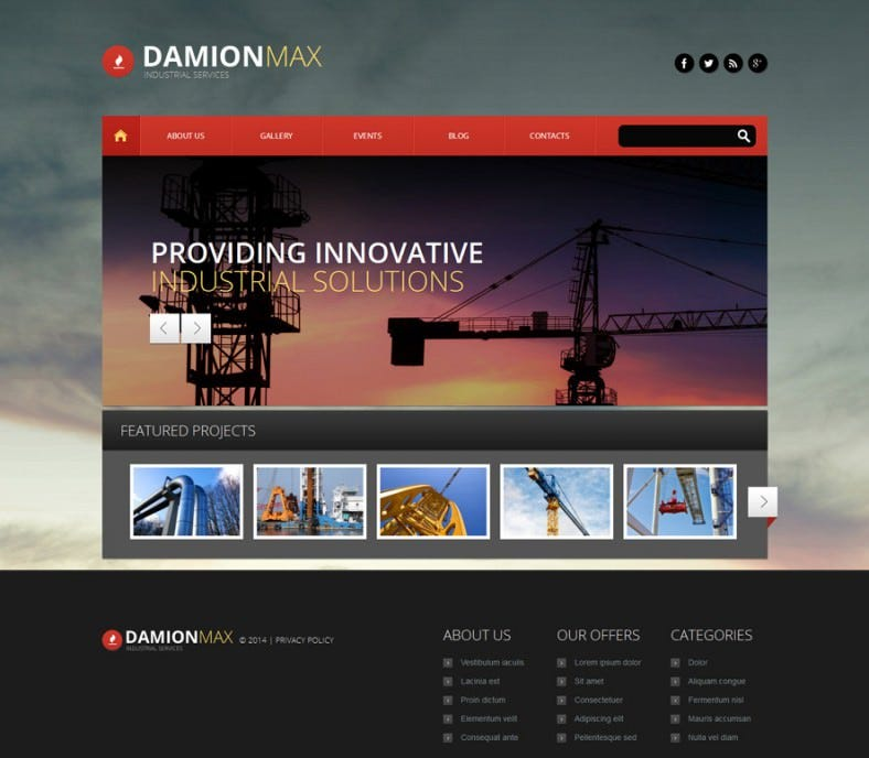 industrial responsive wordpress theme 2 788x688
