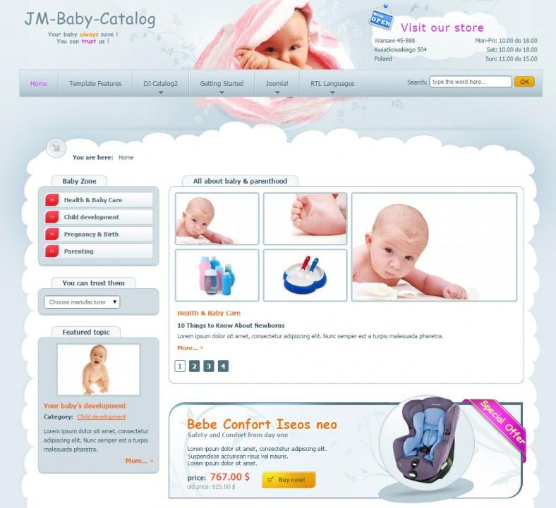 jm baby catalog 788x721