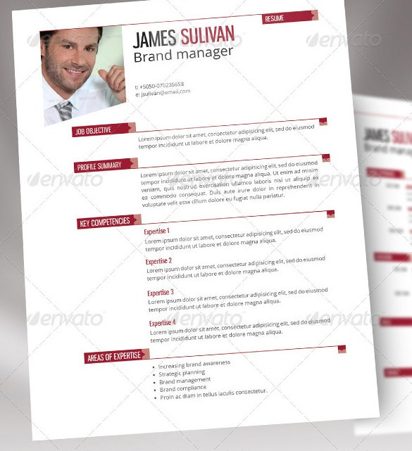 james sulivan manager resume template - Manager Resume Template