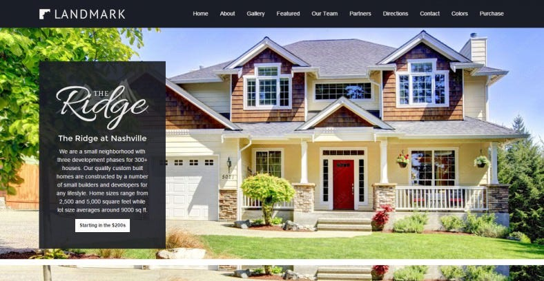 joomla real estate landing page 788x408