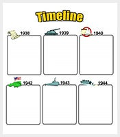 Kids-Blank-Daily-Timeline-Template