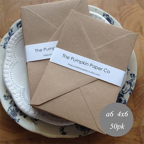 4×6 Envelope Templates – 9+ Free Printable Word, PDF, PSD, EPS ...