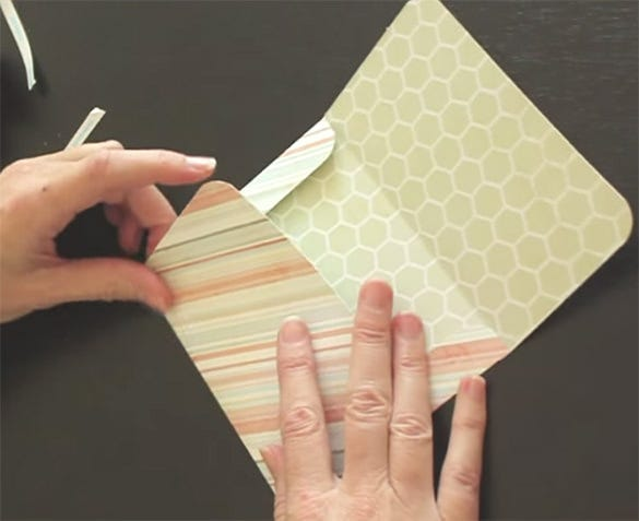make any size envelope video tutorial