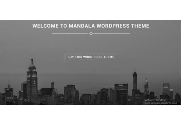mandala responsive ecommerce wordpress theme