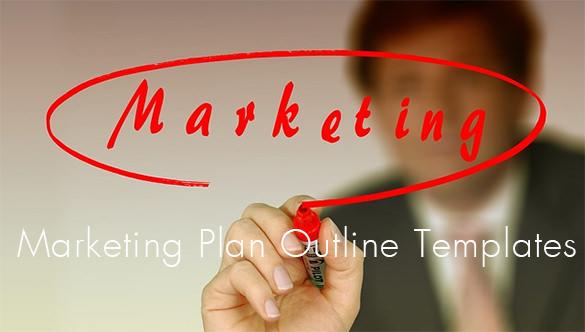 marketing plan outline templates