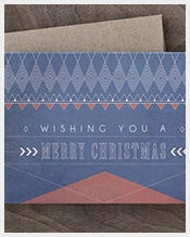 Merry-Christmas-A2-Envelope-&-Card-Template