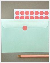 Metallic-Mint-4×6-Envelope-–-$16