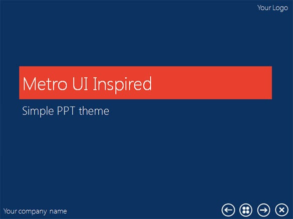 Microsoft PowerPoint Template 30 Free PPT JPG PSD