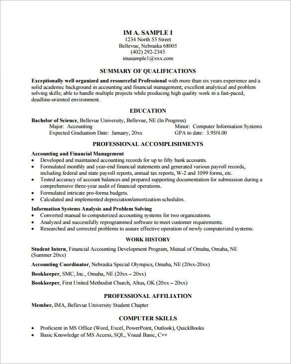 programmer resume resume format download pdf