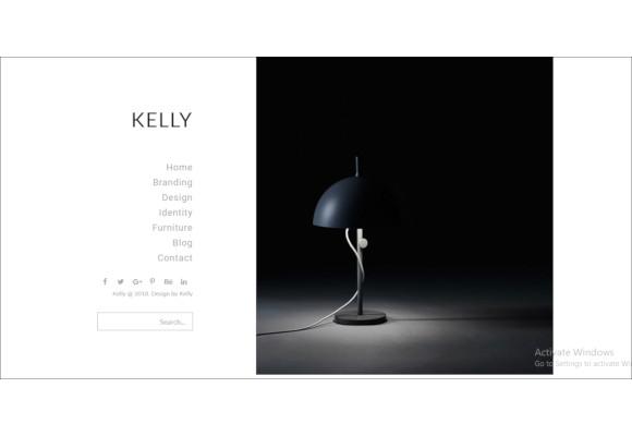 minimal portfolio photography drupal theme