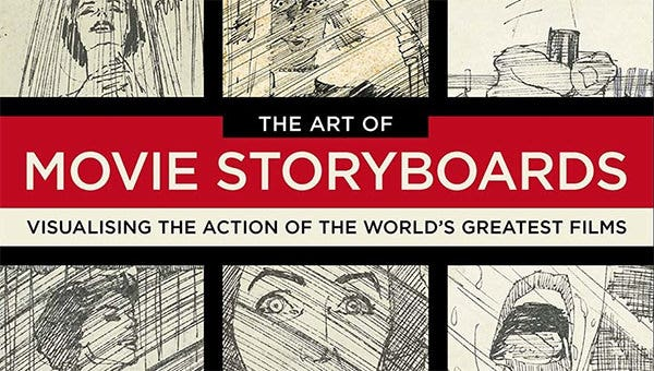 movie storyboard templates