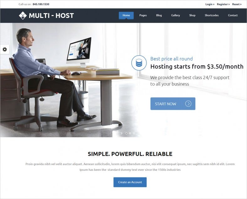 multi host whmcs hosting wordpress theme 788x634