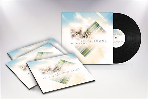 music artwork mega dvd cover pack template